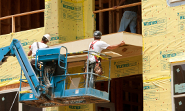 Atlanta housing construction (iStock)