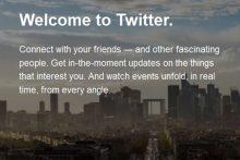 Twitter screen shot
