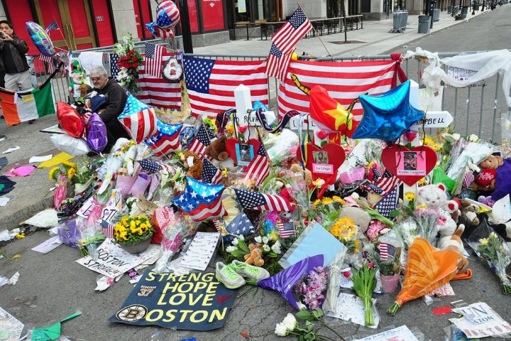 Boston Marathon Bombing Memorial