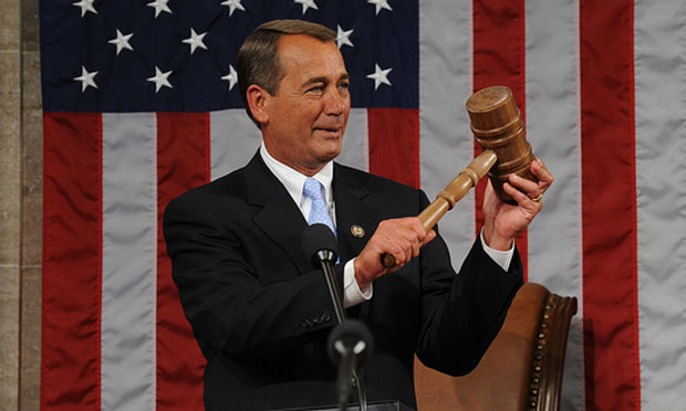 House Speaker John Boehner (johnboehner.house.gov)