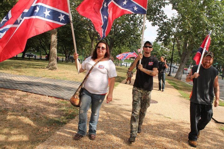 Research On The Confederate Flag Divisive Politics And