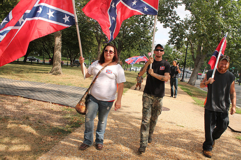 The Confederate flag, divisive politics and enduring meanings