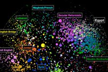 """Mapping the Arabic Blogosphere"" (Harvard Berkman Center 2009)"