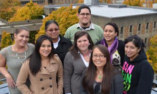 Members of American Indian Science and Engineering Society (www.pdx.edu)