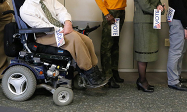 Do More Disabled Voters Participate In Elections Because Of Convenience Voting Reforms