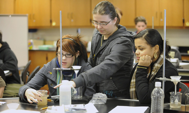 How Female Science Math Teachers Influence Whether Young