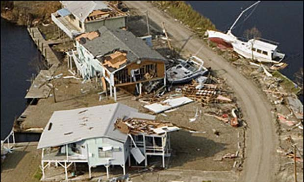 term papers on hurricane katrina
