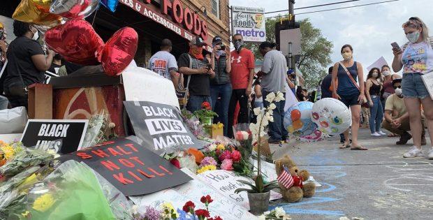 Deaths in police custody research George Floyd