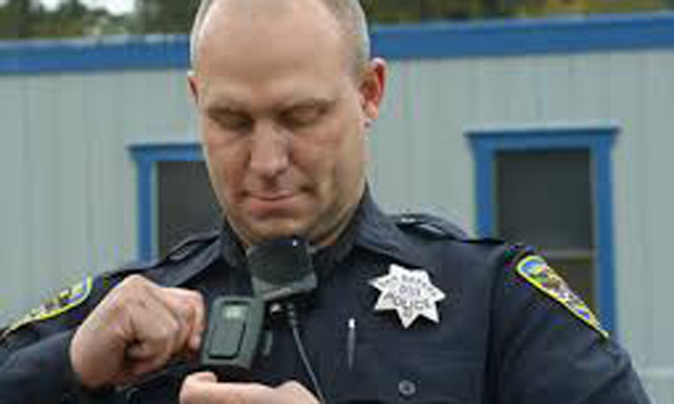 Do body cameras change how police interact with the public