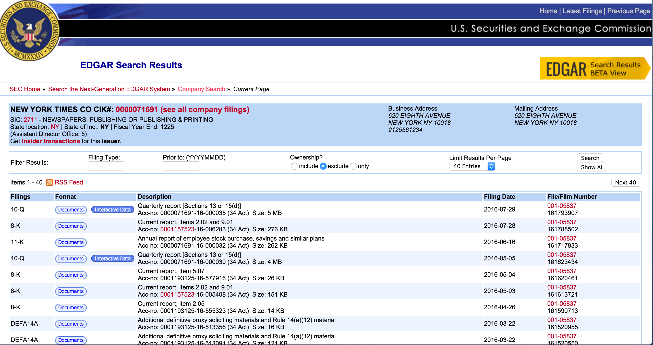 Screenshot 1  Examples Of Financial Reports