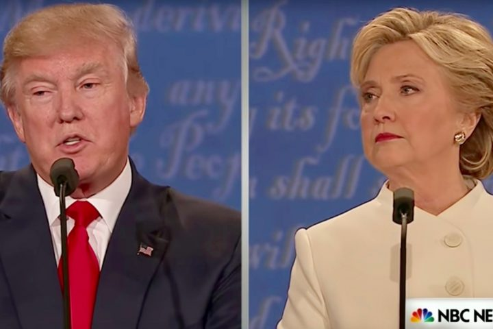 3rd presidential debate essay Analysis: trump, clinton came out swinging in fiercest presidential debate in modern times the moderator, nbc's lester holt, tried with only limited success to.