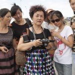 Chinese tourists in Kazakhstan. (David Trilling)