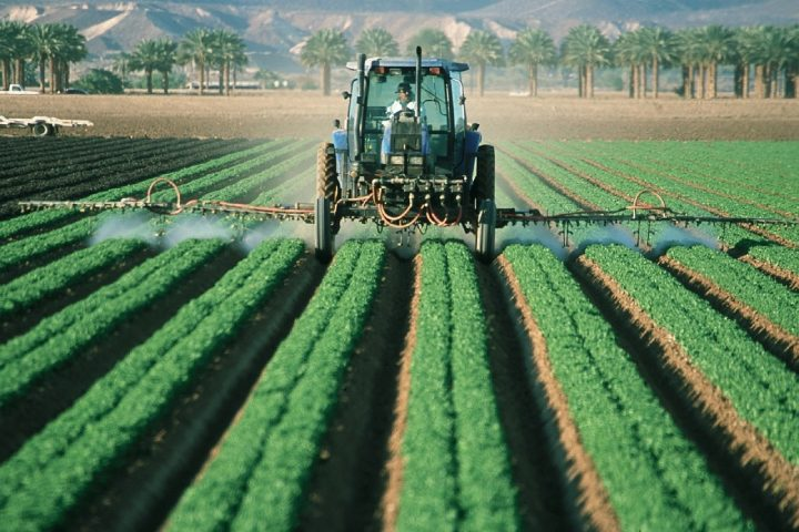 Agriculture and pesticides
