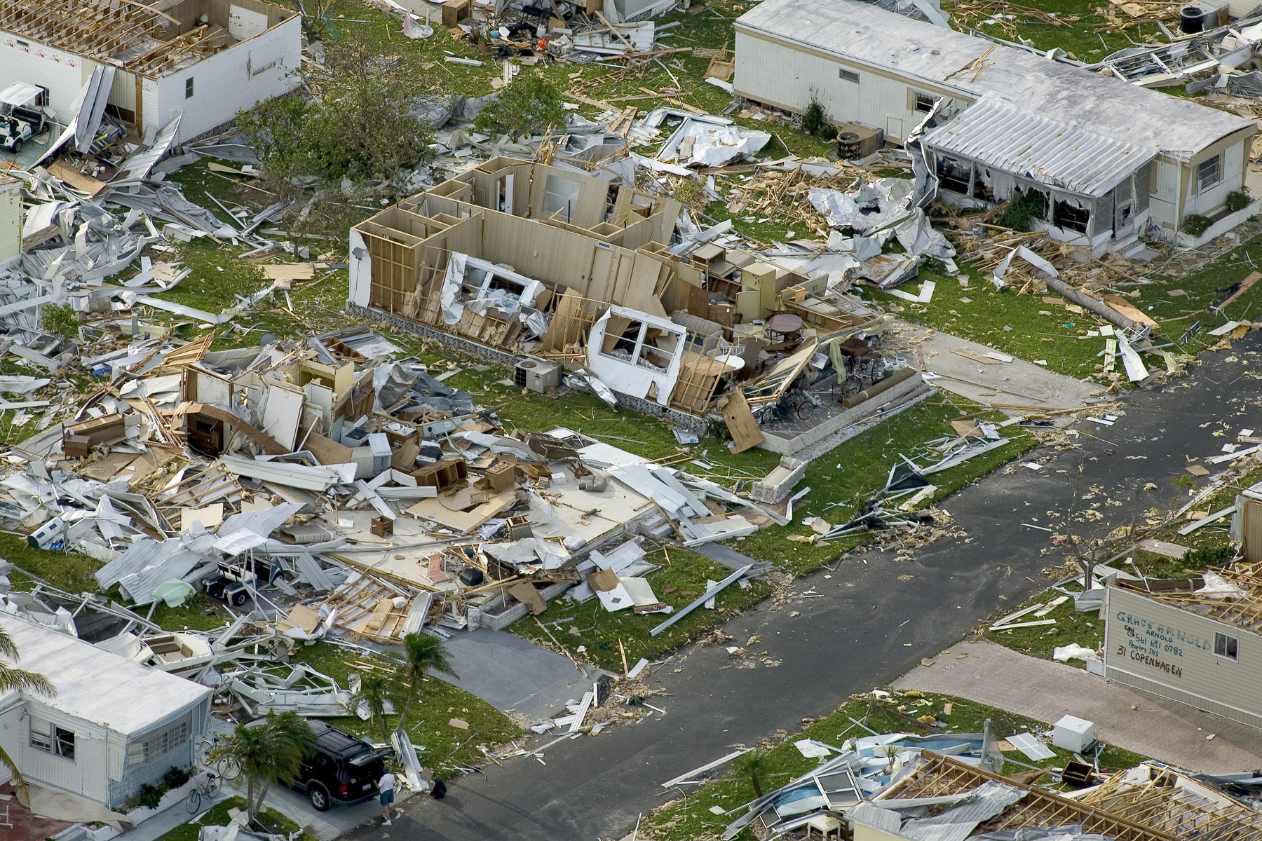 Building codes pay for themselves in disaster-prone regions