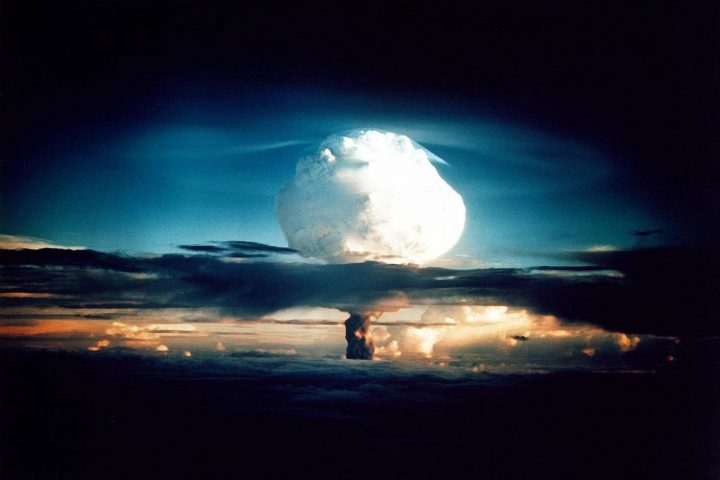 Thermonuclear test, 1952