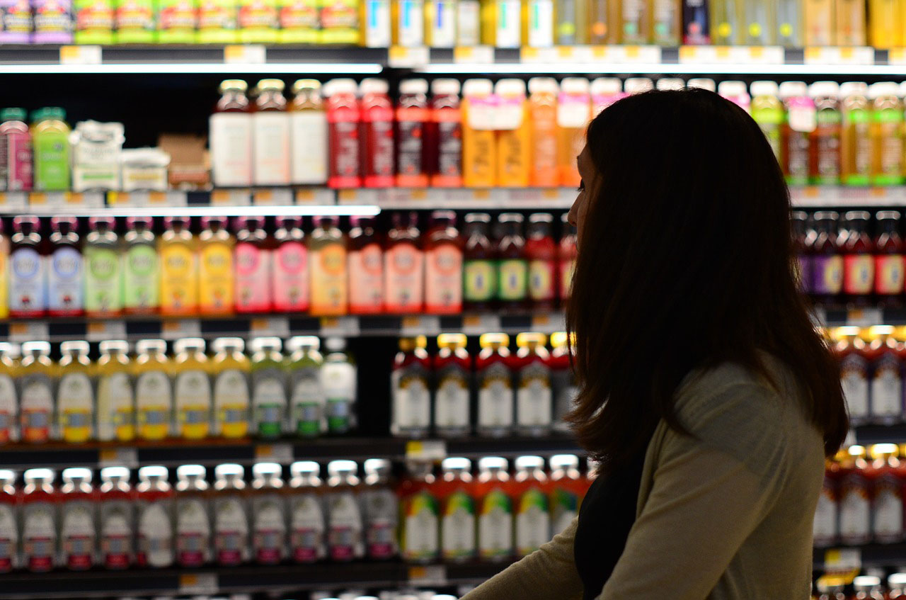 Taxing sugar instead of soda prompts healthier food purchases