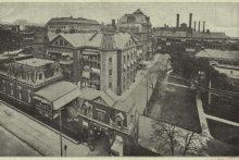 Bellevue Hospital - 1906