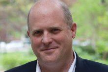 Dan Schrag, Harvard professor of geology, professor of environmental science and engineering