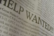 Help wanted ad (Becky McCray Flickr)