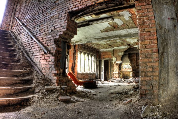 Abandoned buildings and revitalization efforts: Research for
