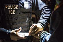 ICE fingerprinting