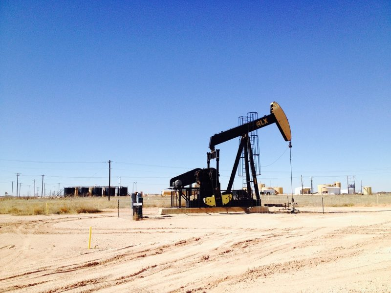 Fracking linked to increased rates of STIs