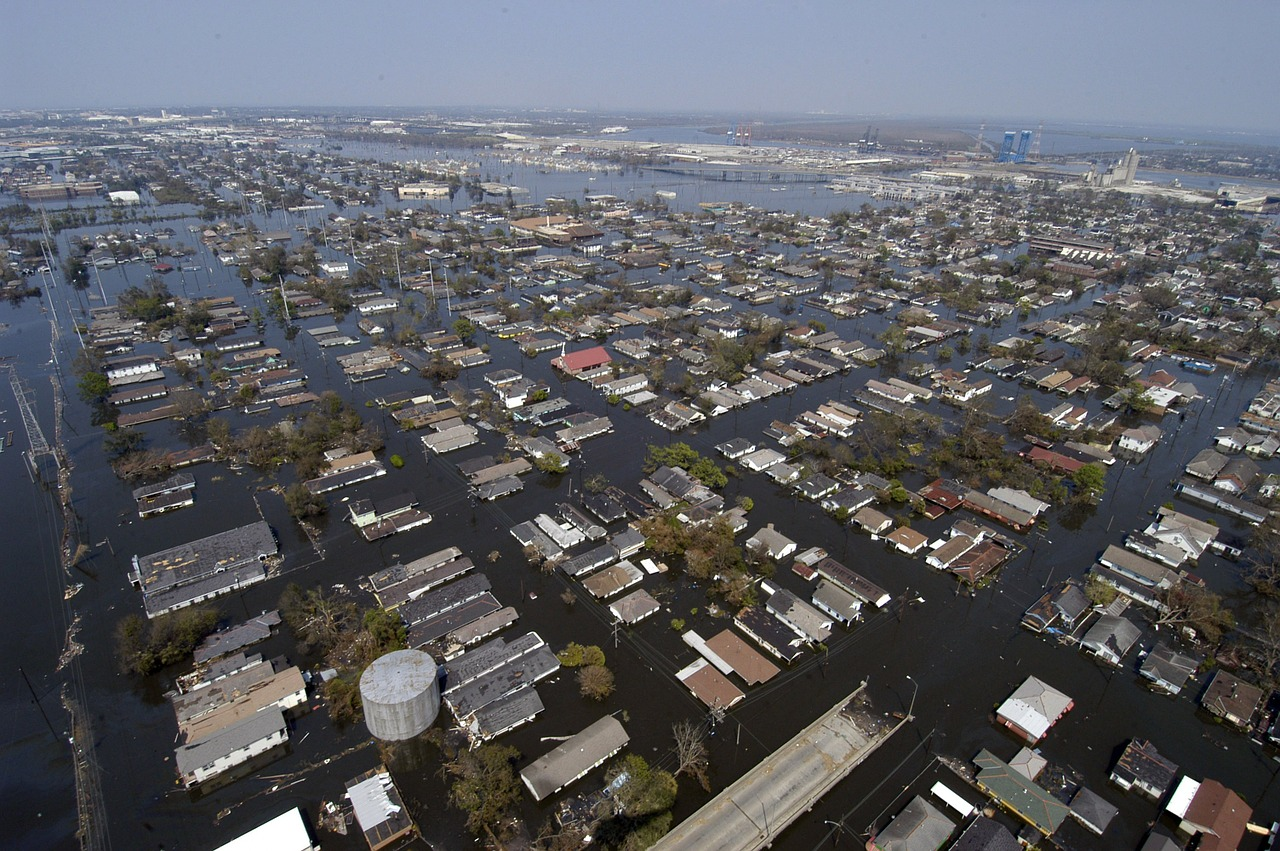 Why people choose to stay in areas vulnerable to natural disasters