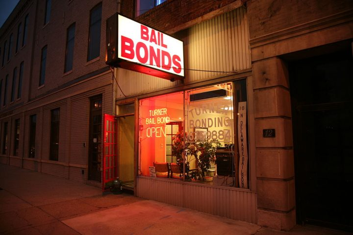 criminal bail bonds