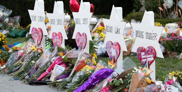 Mass shooting research journalists news coverage
