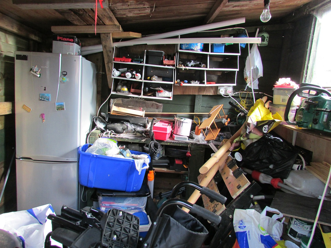 Cutting through the clutter: What research says about tidying up