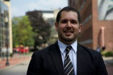 Photo of media scholar John Wihbey