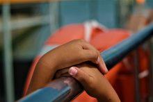 Detention Child Hand Hands