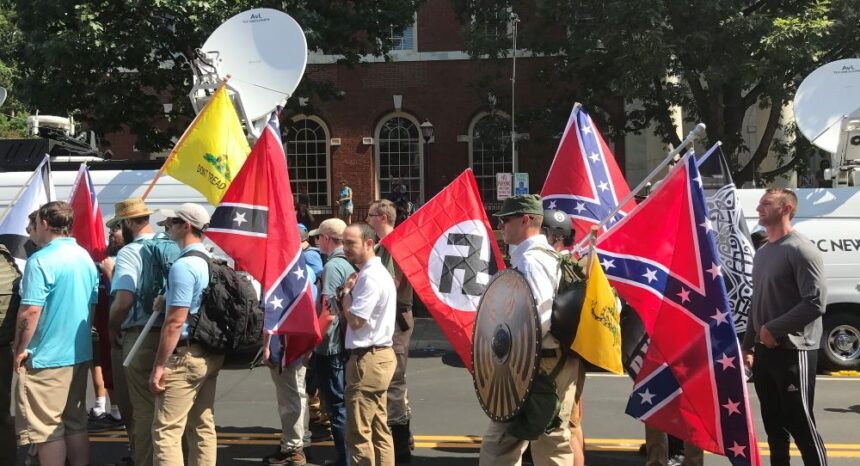 white supremacy far-right violence cyber-racism research