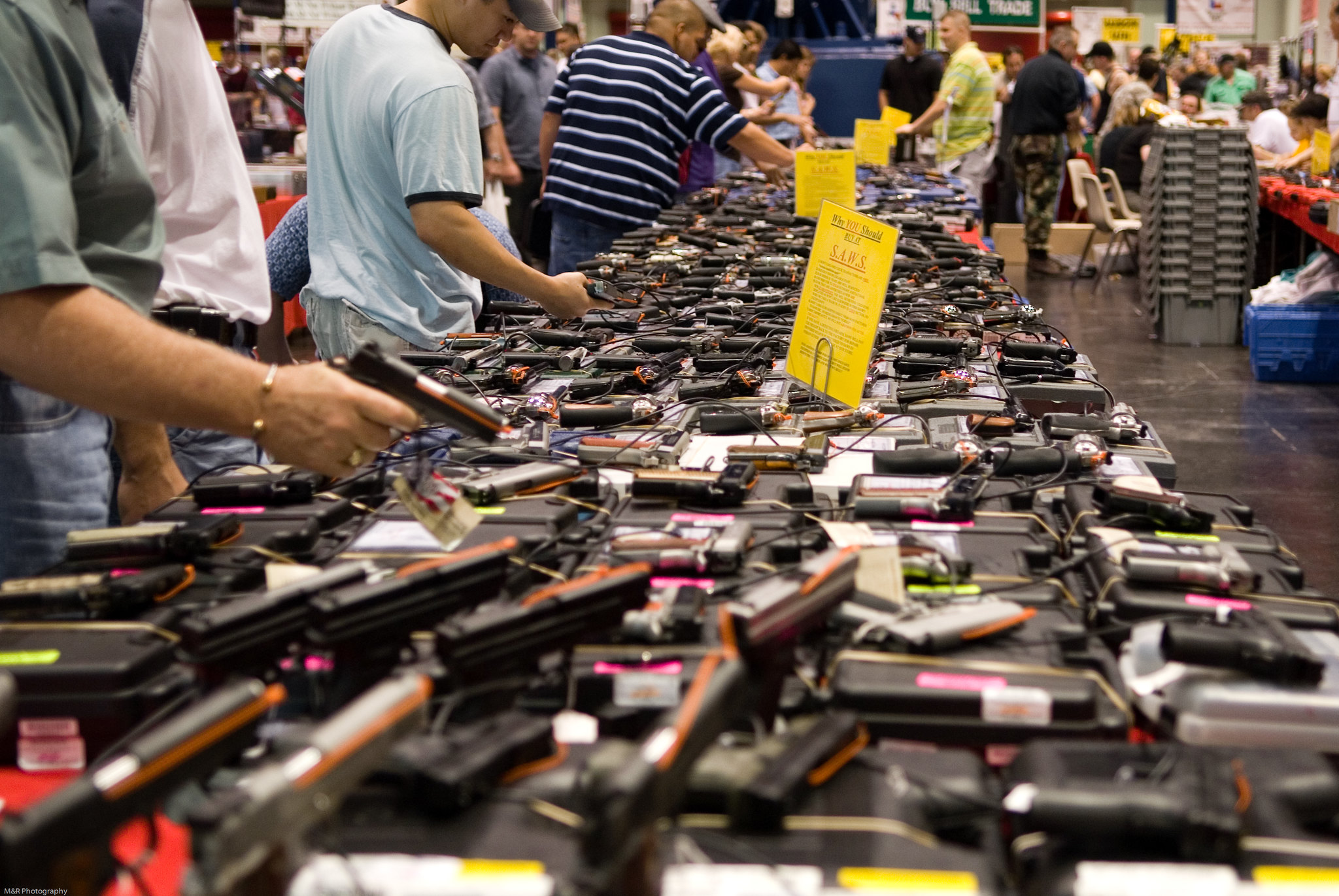 Universal background checks and gun permits: What the research says