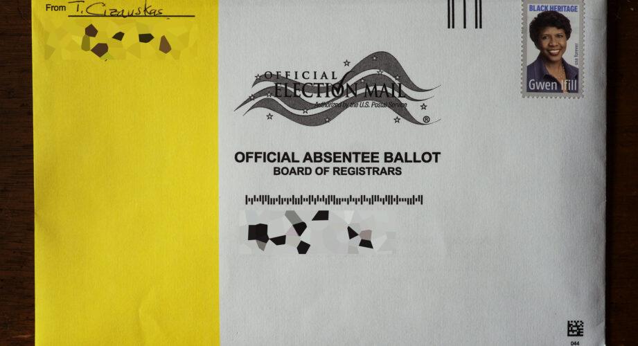 Advance ballot processing