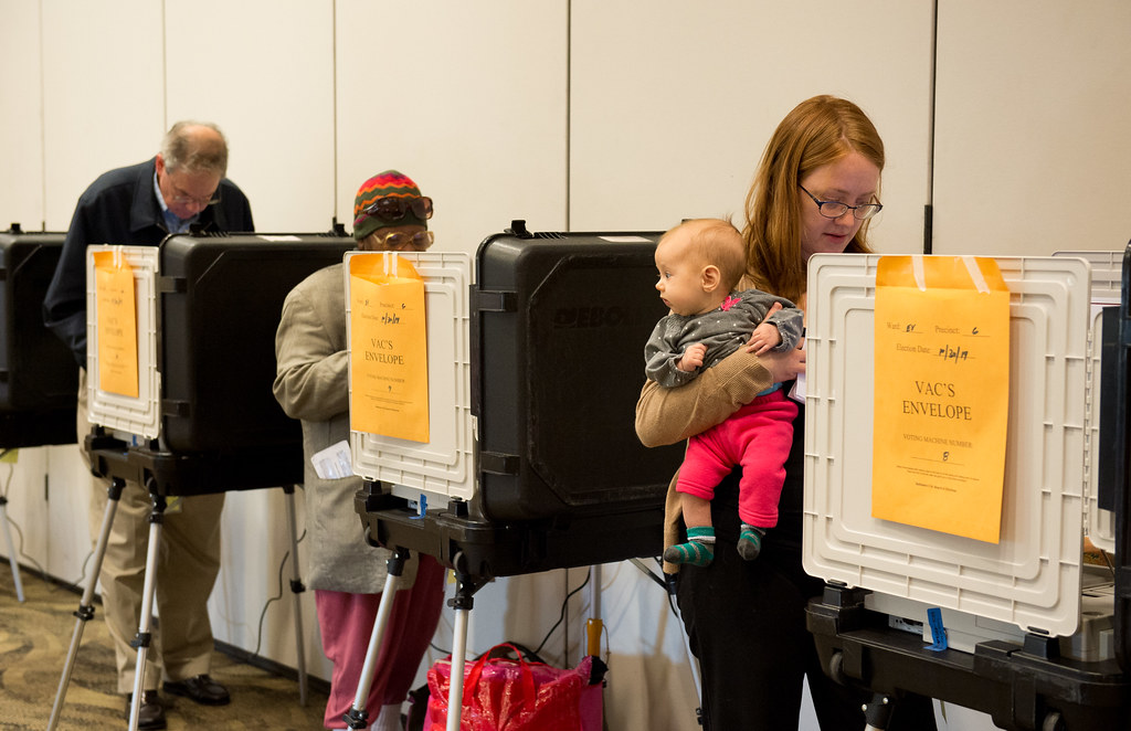 Vote in person or by mail ballot? Research to help audiences weigh the risks