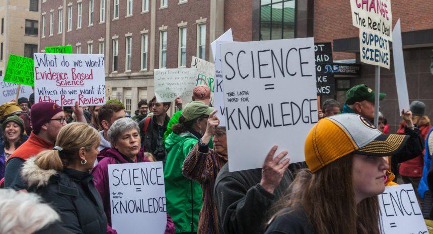 scientific failures discoveries news frame