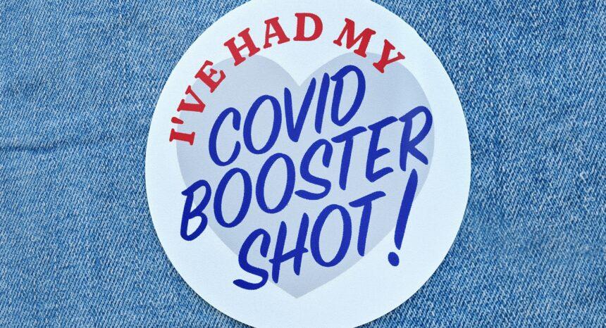 COVID booster vaccine